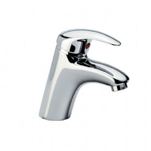 Tavistock - Cruz Basin Mixer with No Pop Up Waste (TCR12)